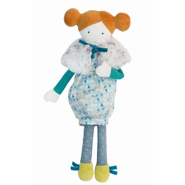 "Puppe ""Mademoiselle Blanche"" von Moulin Roty"