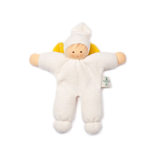 Engel mit Mütze Püppchen von Nanchen BIO