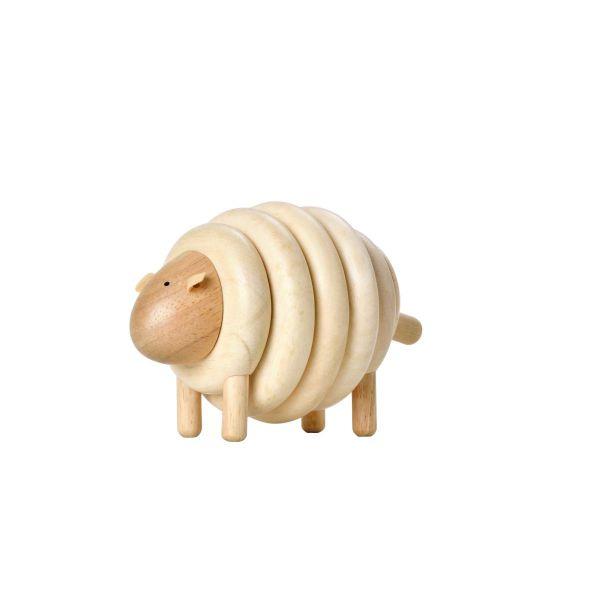 Lernspiel Schaf ab 3 von Plan Toys