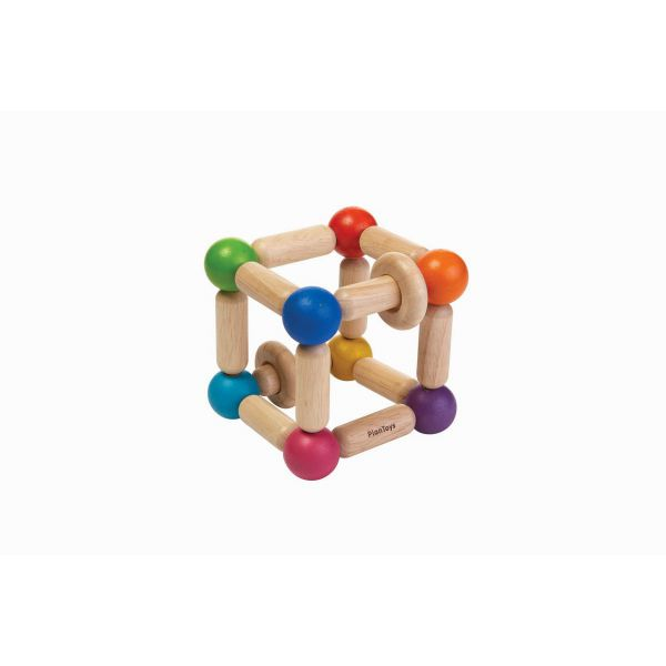 "Greifling ""Quadrat"" von Plan Toys"