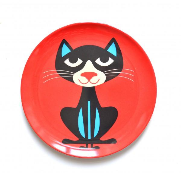 """Teller """"Katze"""" von OMM Design"""