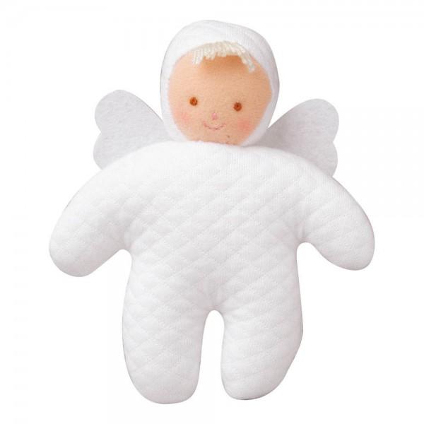 Kleiner Engel mit Rassel