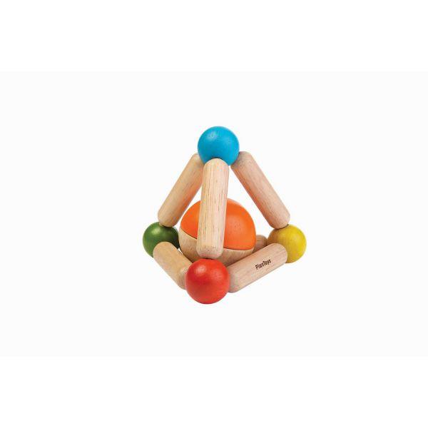 """Greifling """"Triangel"""""""" von Plan Toys"""