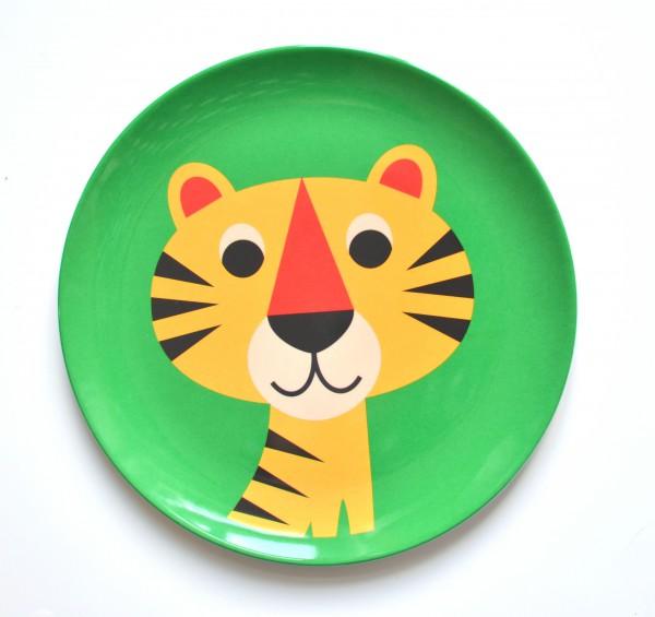 """Teller """"Tiger"""" von OMM Design"""