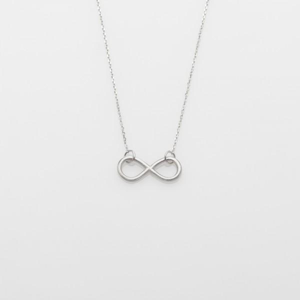 "Kette ""Infinity"" Silber von Prigipo"