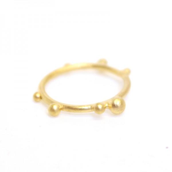 "Ring ""Corilia""Gold"
