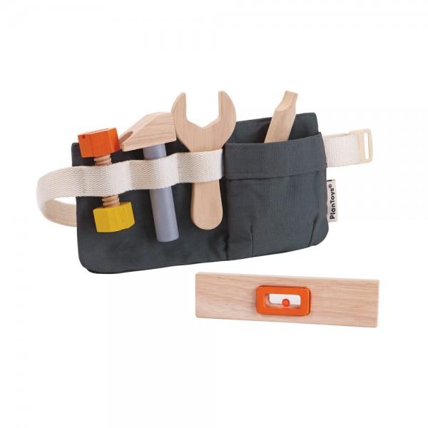 Werkzeuggürtel aus Holz von Plan Toys