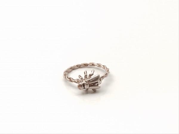 """Ring """"Fliege"""" Silber"""