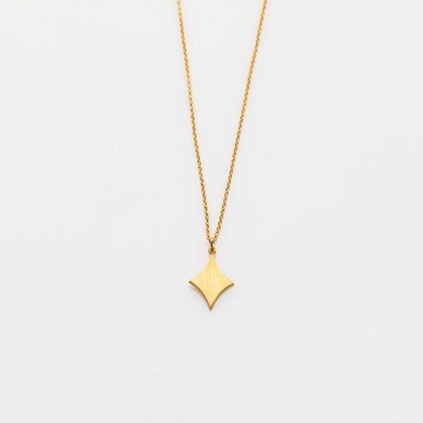 "Kette ""Diamond"" Silber vergoldet von Prigipo"