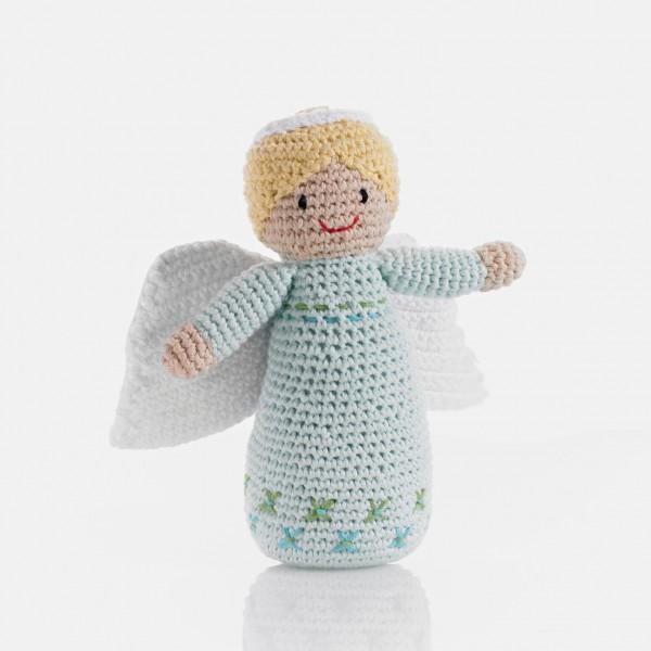 Engel Anhänger von Pebbles