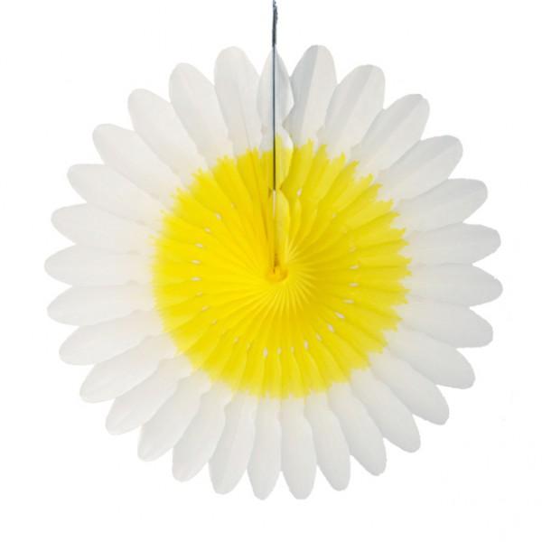 Blume weiß gelb 45 cm von Engel