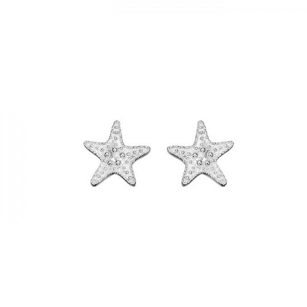 """Ohrringe """"Seesterne"""" Silber von Onirolithi"""