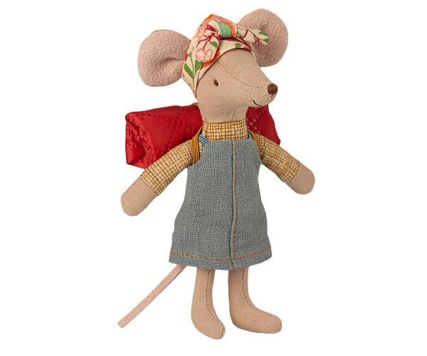 Hiker Mouse big sister von Maileg