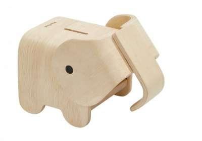 "Elefanten Spardose ""elephant bank"" von Plan Toys"