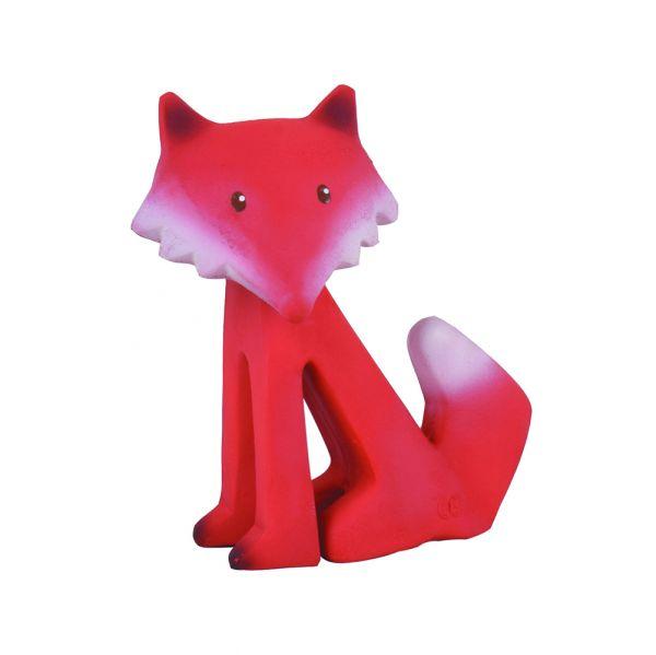 Kautier Fuchs aus Naturkautschuk von Tikiri