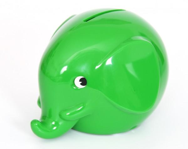 Spardose Elefant grün von Omm Design