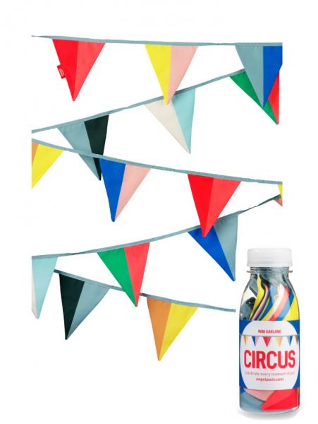 """Wimpelgirlande """"Circus mini"""" von ENGEL"""