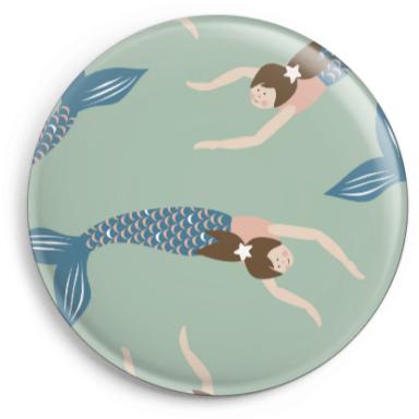 Button Meerjungfrau von Ava & Yves