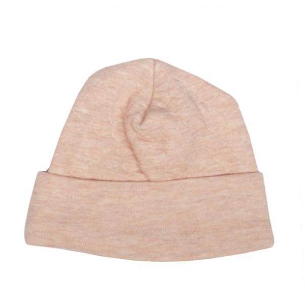 """Mütze für Neugeborene in """"blush rose"""" von trixie"""