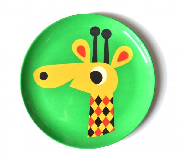 """Teller """"Giraffe"""" von OMM Design"""