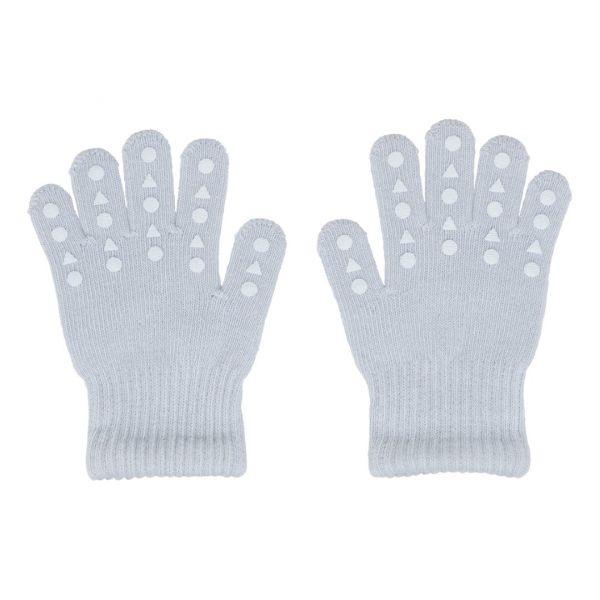 Grip Gloves Kinderhandschuhe mit Gumminoppen Sky Blue 3-4 Jahre GoBabyGo
