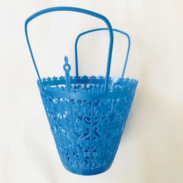Körbchen blau