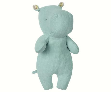 "Safari friends ""little Hippo"" Aqua"