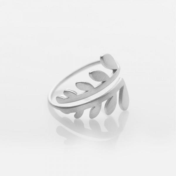 CHLOE Silber Ring S von Prigipo