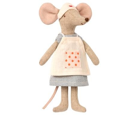 Kleine Maus Krankenschwester von Maileg