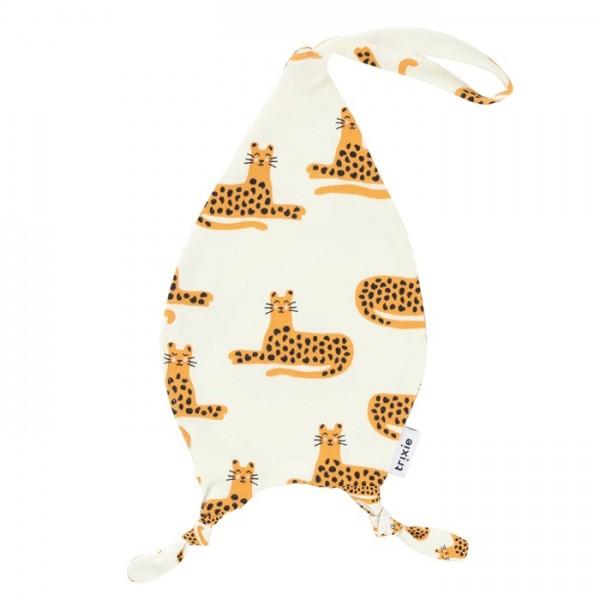 """Schnullertuch """"Cheetah"""" von trixie"""