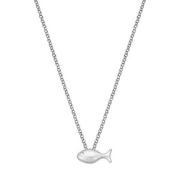 """Kette """"Fisch"""" Silber von Onirolithi"""