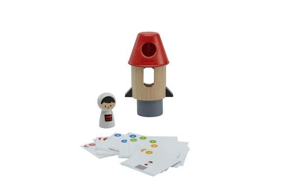 Raketenspiel Spatial Rocket von Plan Toys