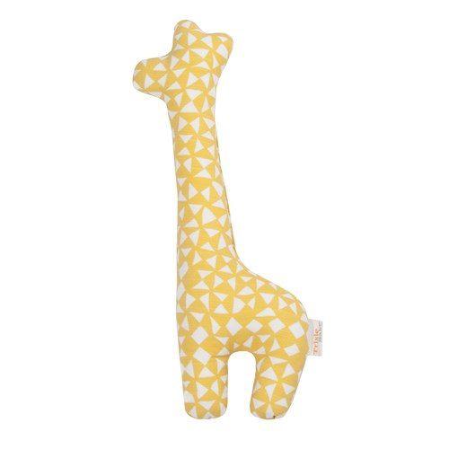 """Rassel Quietsch Giraffe """"DIABOLO"""""""