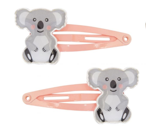 Haarspangen Koala von global affairs