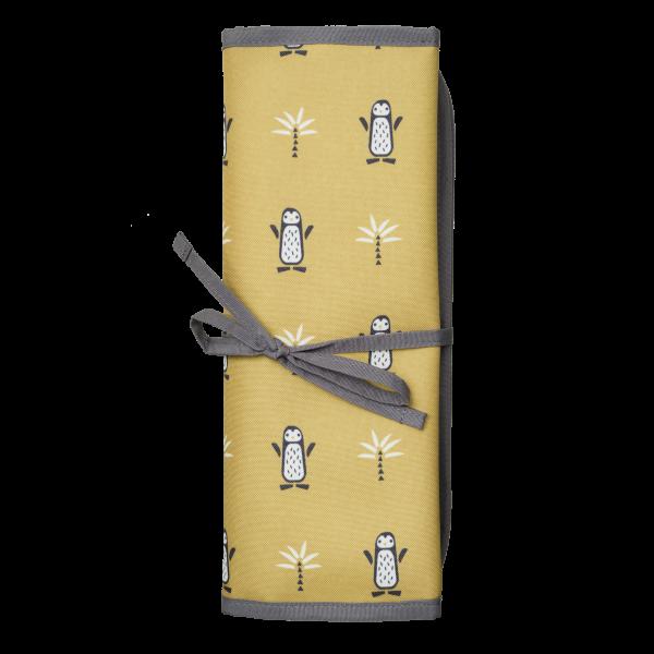 Wickelunterlage Pinguin recycelt von Fresk