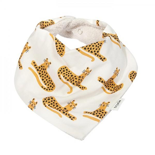Bandana Cheetah in Bio Baumwolle von trixie