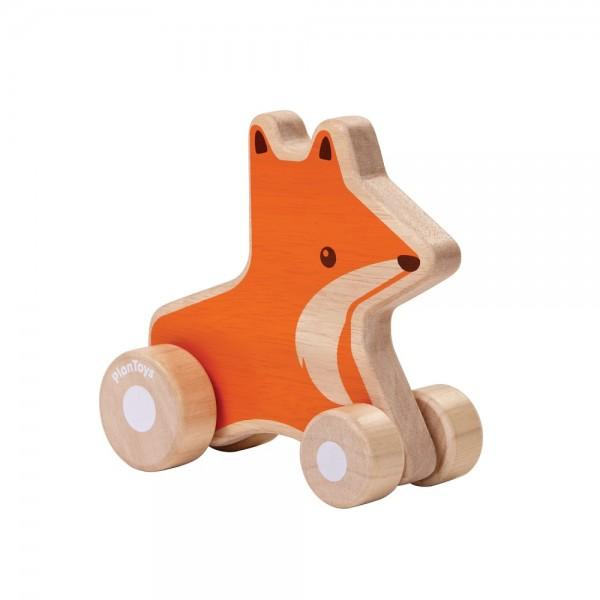 Fuchs Wheelie von Plan Toys