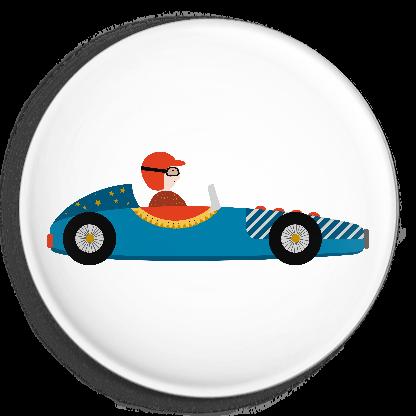 Button Rennfahrer
