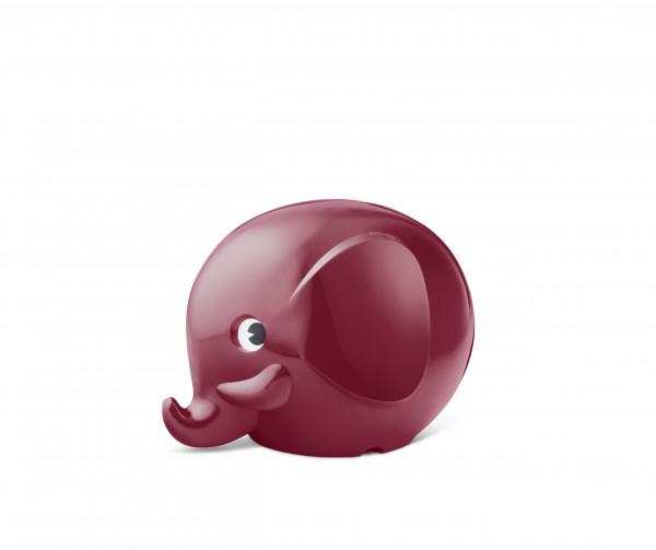 Spardose Elefant Burgundy von Omm Design
