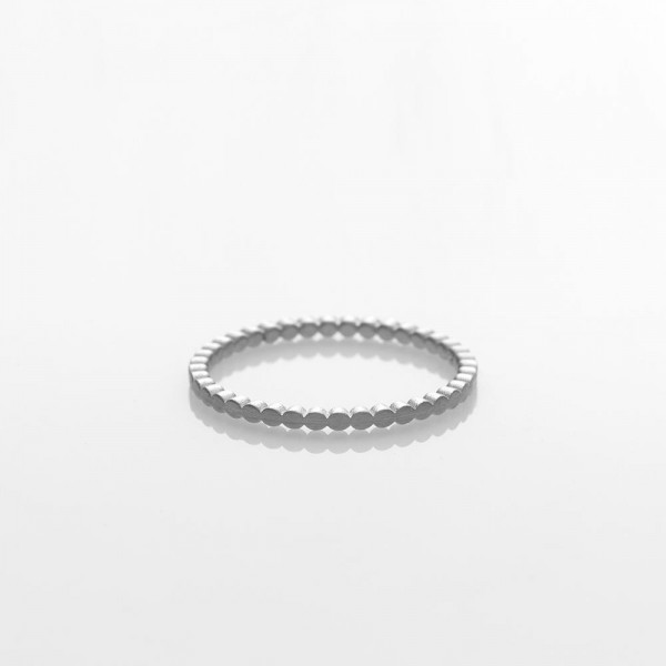 """Ring """"BLOB"""" Silber 55 von Prigipo"""