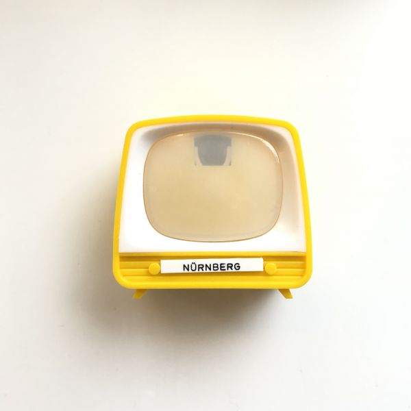Mini Klick Fernseher gelb Nürnberg