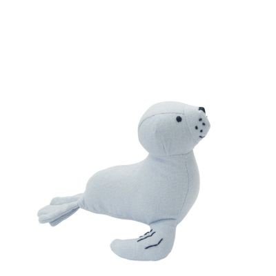 Seehund klein hellblau von Global Affairs