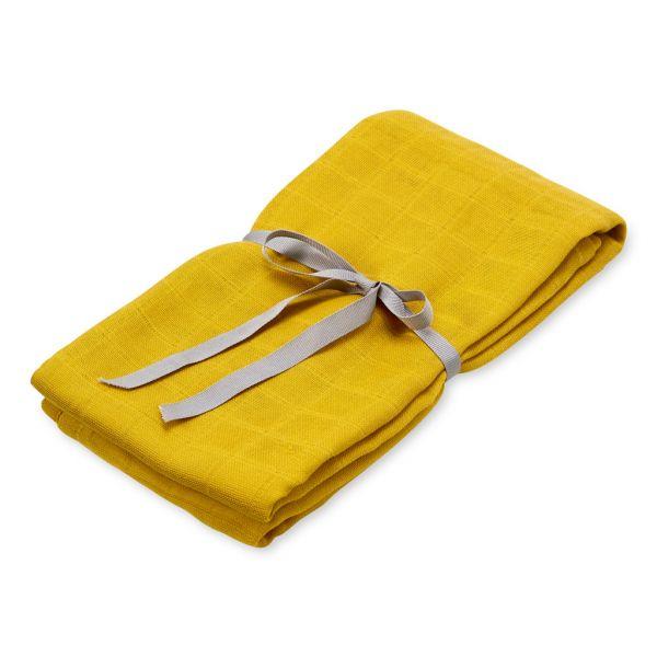 """Pucktuch """"mustard"""" BIO von Cam Cam"""