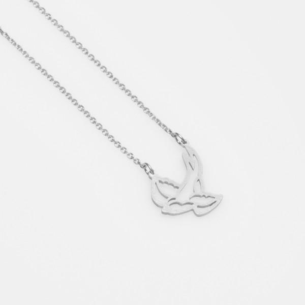"""""""Kleiner Spatz"""" Silberkette von Prigipo"""