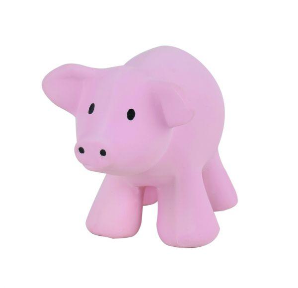 Schwein Rassel und Badetier von Tikiri