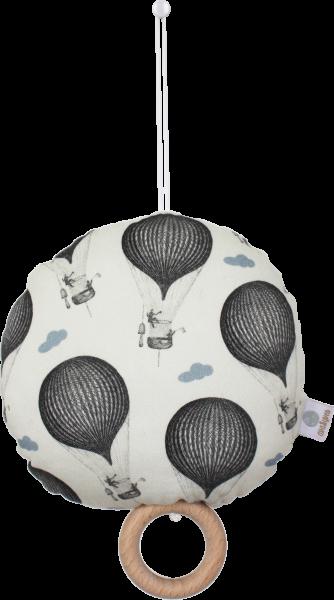 """Spieluhr """"Heißluftballon"""" von ava&yves"""