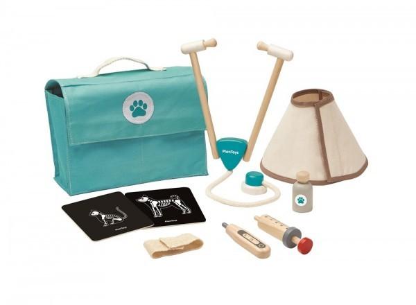Tierarzt Tasche von Plan Toys