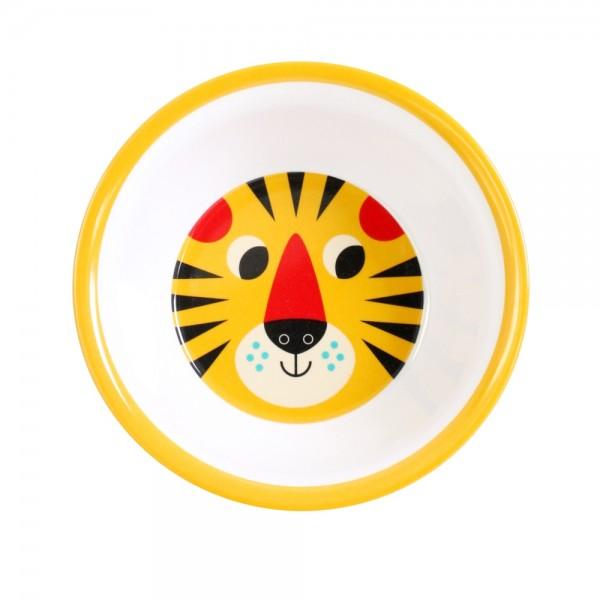 """Schüssel """"Gesicht Tiger"""" von OMM Design"""