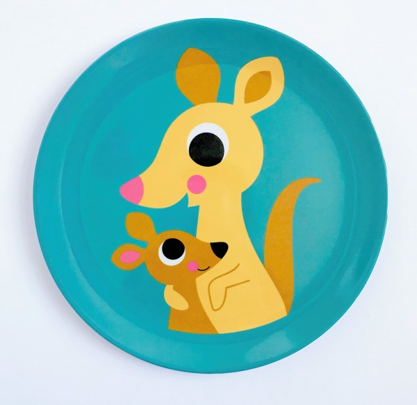 "Teller ""Kangaroo"" von OMM Design"