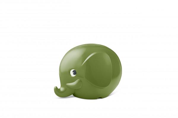 Spardose Elefant Moss Green von Omm Design
